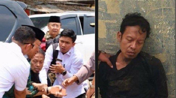 Ogah Kerja Bakti, Abu Rara Si Pelaku Penusukan Menkopolhukam Wiranto Pernah Ditegur Sekretaris RW