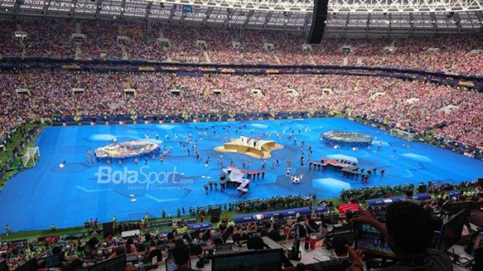 Final Piala Dunia 2018, Suporter Prancis dan Kroasia tak Segila para Pendukung Brasil dan Argentina