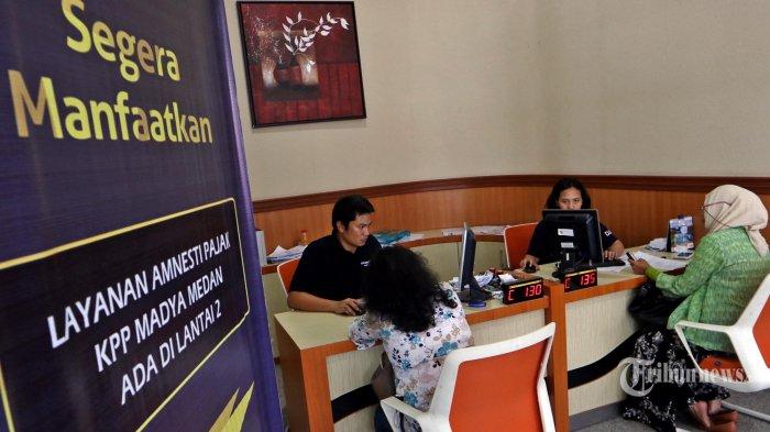 Ternyata Ada Wajib Pajak yang Bayar Tebusan Tax Amnesty di Atas Rp 1 Triliun