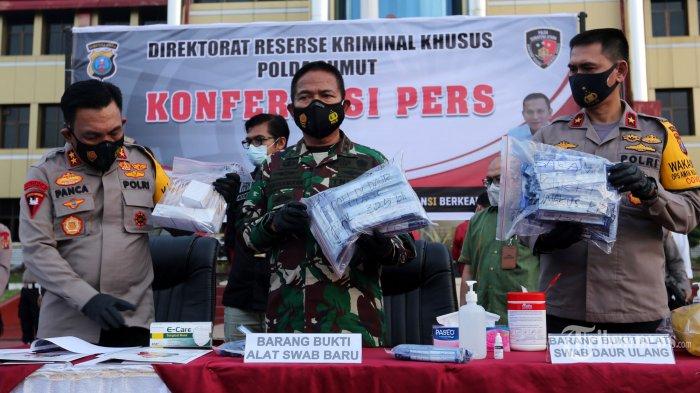 Legislator Demokrat : Penggunaan Alat Test Swab Antigen Bekas di Bandara Kualanamu Memalukan