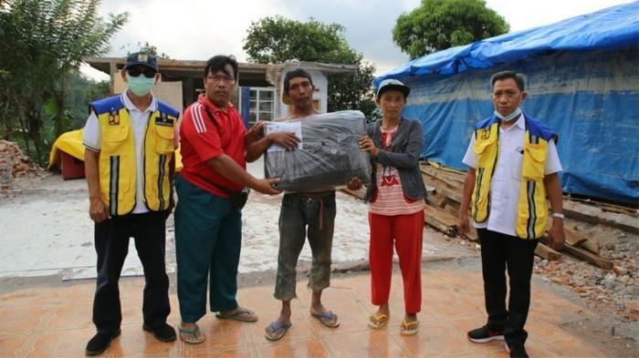 Ringankan Beban Masyarakat Terdampak Gempa Bumi di Malang, Kementerian PUPR Kirimkan Bantuan