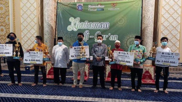 Baznas DKI Salurkan Bantuan Rp6,3 Miliar ke Para Da'i, Marbot, dan Guru Ngaji se-DKI Jakarta