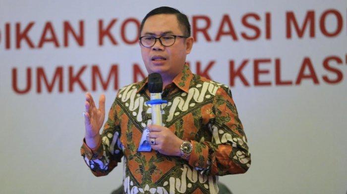Penyaluran Dana Bergulir LPDB-KUMKM Kuartal Pertama 2021 Capai Rp 553 Miliar