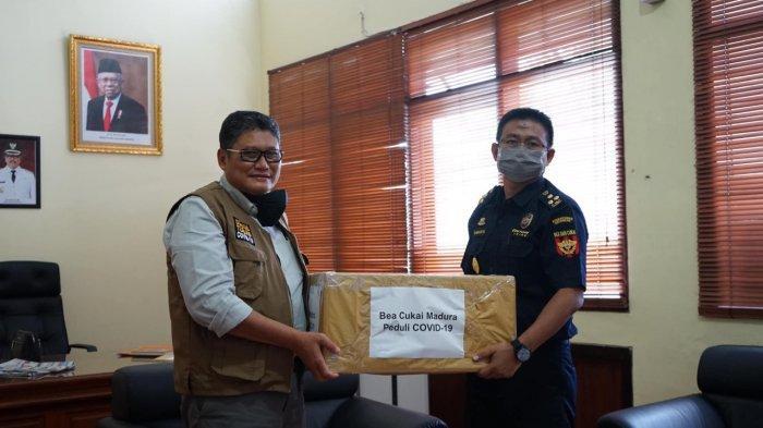 Bea Cukai Kian Aktif Salurkan Donasi APD Untuk Tenaga Kesehatan di Berbagai Kota di Indonesia