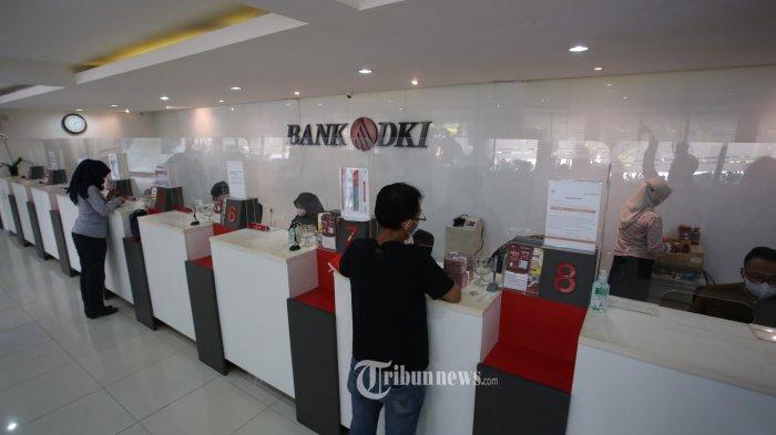 Sepanjang Semester I 2021, Bank DKI Catatkan Perbaikan Rasio Profitabilitas
