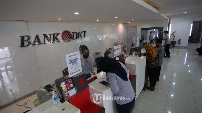 Dukung Program Pemprov DKI Saat Pandemi, Bank DKI Salurkan Kredit ke Sektor Usaha di Ibu Kota