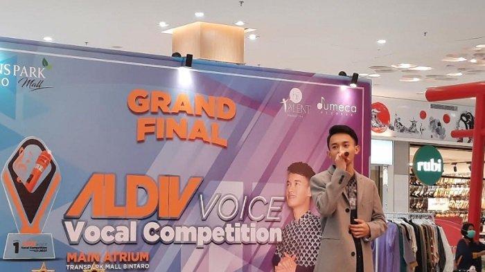 Penyanyi Aldiv 550
