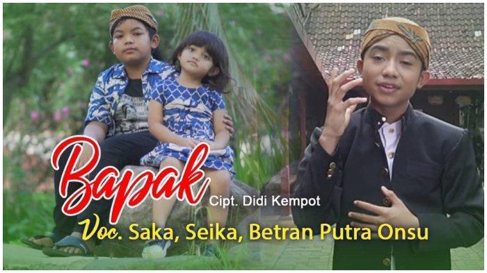 Nyanyi Lagu Bapak, Ini Fakta Duet Betrand Peto dengan Anak Didi Kempot, Yan Vellia Ungkap Alasan