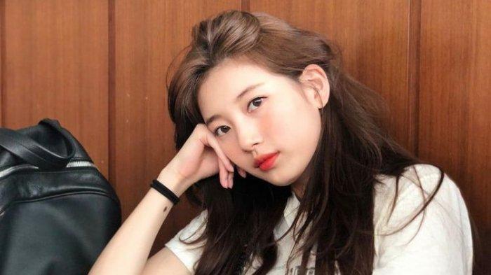 Suzy Mantan Kekasih Lee Min Ho Pamer Perut Buncit Bak Orang Hamil, Fans Terkejut