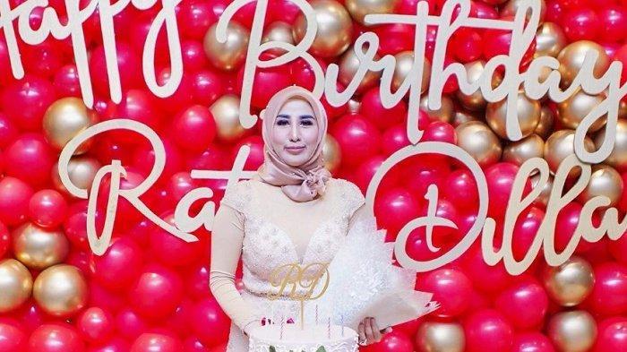 Rayakan Ultah ke-38, Penyanyi Dangdut Ratnadilla Putuskan Berhenti dari Dunia Hiburan