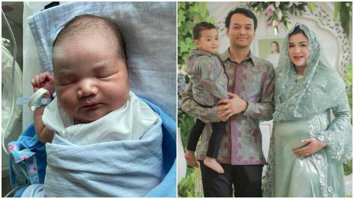 Penyanyi Vicky Shu melahirkan anak kedua, Rabu (26/2/2020).