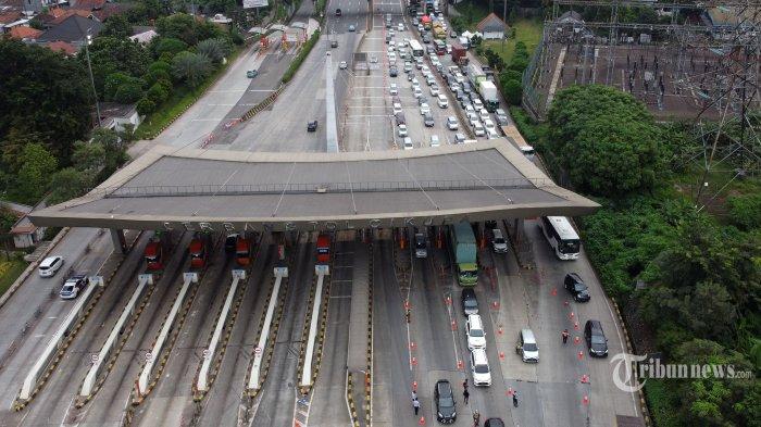 Arus Balik Idul Adha, 160 Ribu Kendaraan Bermotor Diprediksi Masuk ke Ibu Kota