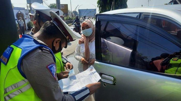 Larangan Mudik Berlaku, Satpol PP: Berangkat Kerja dari Bodetabek ke Jakarta Harus Ada Surat Tugas