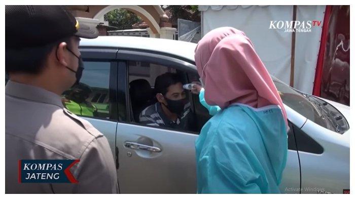 Hati-hati, Hari Ini Tim Satgas Covid-19 Mulai Perketat Penyekatan di Perbatasan Kota Semarang