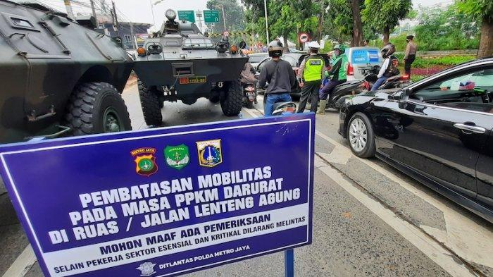Ketum Garda Persilakan PPKM Diteruskan, Asal Ojol Mendapat Kepastian Relaksasi