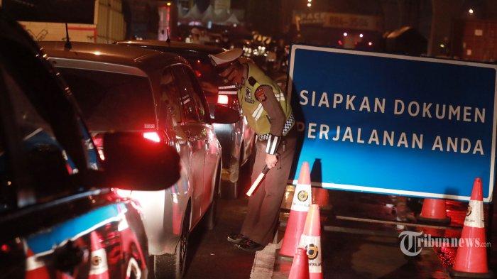 BREAKING NEWS: Warga Jakarta Juga Dilarang Mudik k
