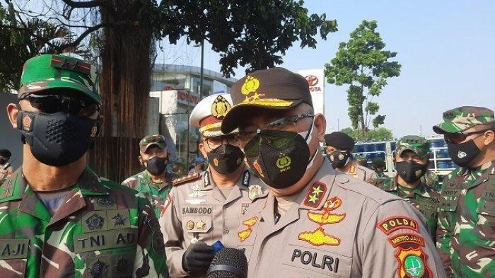 Temui Kapolda Metro Jaya, Para Driver Ojol Sepakat Tak Ikut Aksi Tolak PPKM Level 4