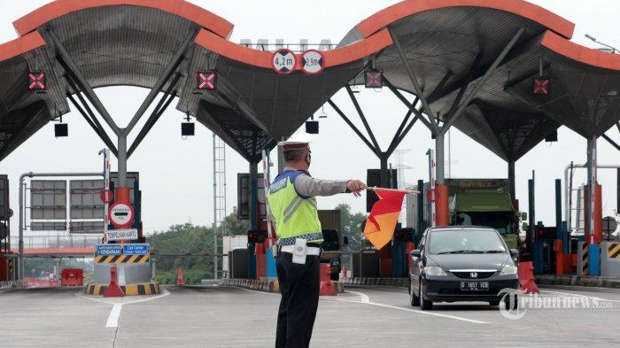 Hari Ketiga Larangan Mudik, 3.391 Kendaraan Diputarbalikkan dari GT Cikupa dan Cikarang Barat