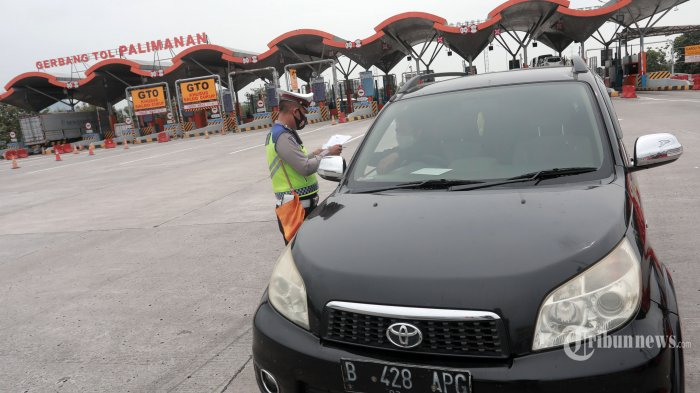 Berbekal Surat Tugas, Pejabat Asal Nganjuk Lolos di Tol Ngawi Meski Tanpa Surat Bebas Covid-19