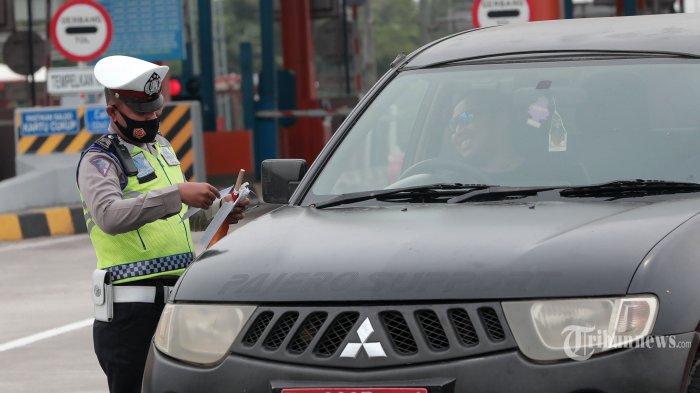 Ada Larangan Mudik, Pejabat Asal Nganjuk Lolos di Tol Ngawi Berbekal Surat Tugas