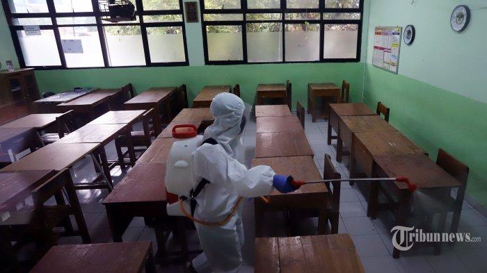 Sekolah di Zona Hijau Boleh Buka Sekolah, Tapi Tidak Perlu Memaksa Siswa untuk Masuk