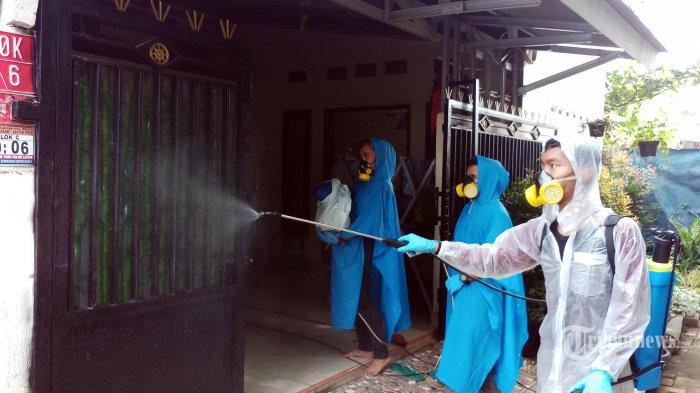 WHO Indonesia Sebut Disinfektan Berbahaya Jika Disemprot ke Badan Manusia