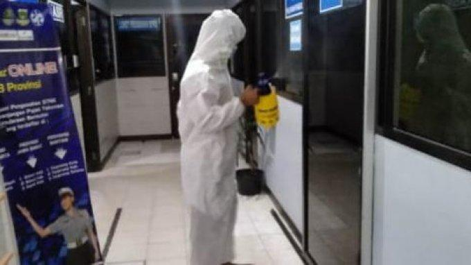 Dukung Penuh Program Kantor Tangguh Polda Metro Jaya untuk Cegah Covid-19