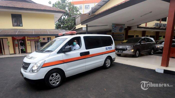 Kamis Sore, RS Polri Kembali Serahkan Jenazah atas Nama Asy Habul Yamin ke Pihak Keluarga