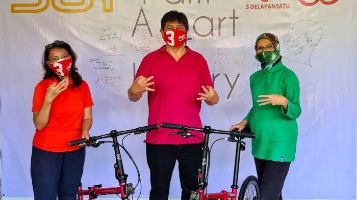 Ruby Anniversary Alumni SMAN 3 Teladan Jakarta Angkatan 81