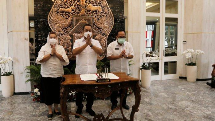 Hendi Tak Jabat Wali Kota Semarang Sejak 17 Februari 2021