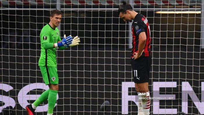 Jadwal Liga Italia AC Milan vs Fiorentina, Rossoneri tanpa Ibrahimovic, Bak Singa tak Bertaring