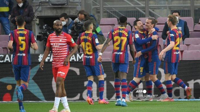 JADWAL Live Streaming Liga Spanyol Pekan 35, Barcelona vs Atletico Madrid