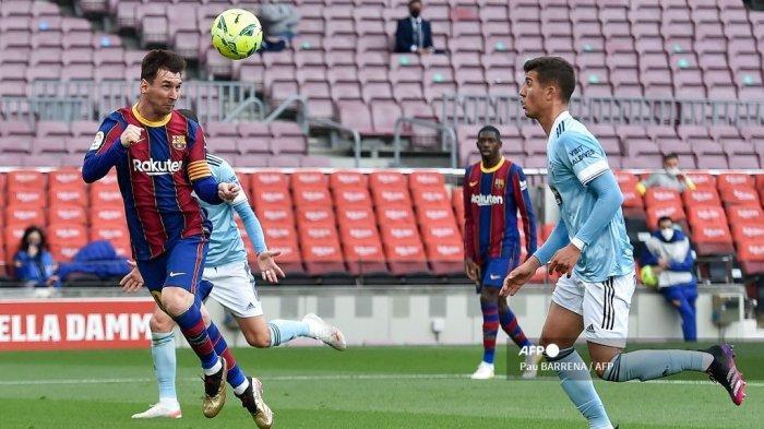 Barcelona Gagal Juara Liga Spanyol, Sihir Lionel Messi Terancam Sirna dari Camp Nou