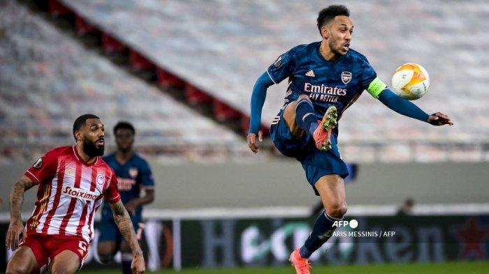 Prediksi Skor Arsenal vs Villarreal, Butuh Comeback, Aubameyang Nyalakan Api Semangat Meriam London