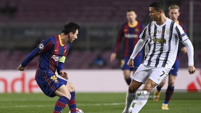 Ambisi Cristiano Ronaldo Bawa Juventus Melesat ke Final Liga Champions