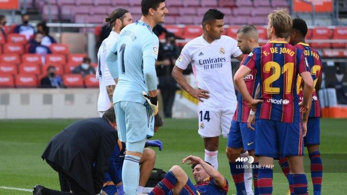 Klasemen Liga Spanyol Setelah El Clasico: Real Madrid Kokoh di Puncak, Barcelona Merana Posisi 12