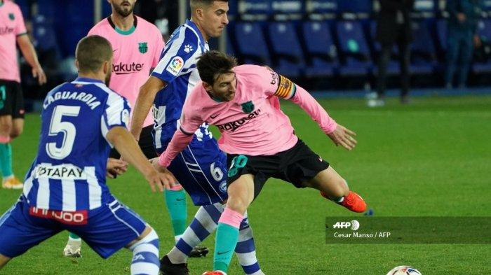 Cerita Eks Pelatih Barcelona Usir Lionel Messi dari Pertandingan