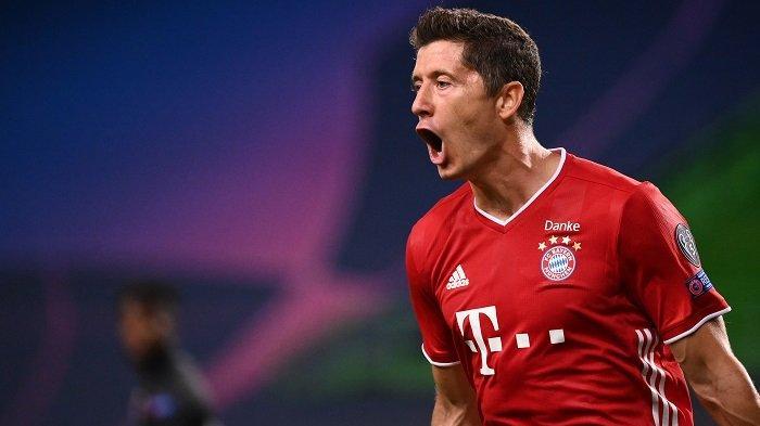 Link Live Streaming Lazio Vs Bayern Muenchen, Adu Tajam Dua Bomber Tokcer Berhias 144 Gol!