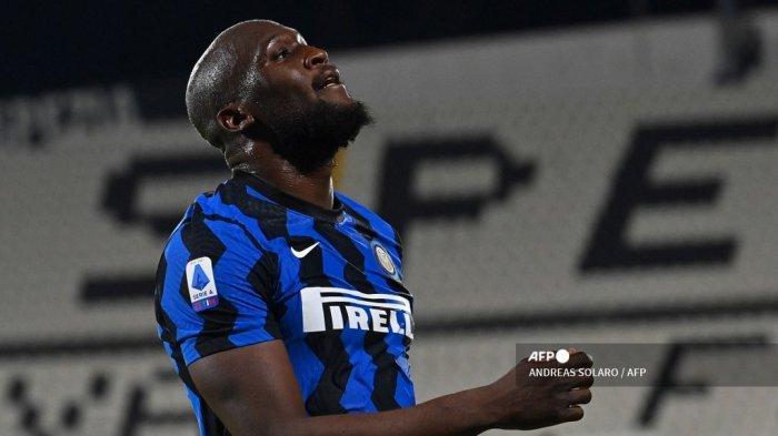 Juventus vs Inter Milan: Rekor Romelu Lukaku Jelek, Hilang Ditelan Bumi saat Hadapi Bianconeri