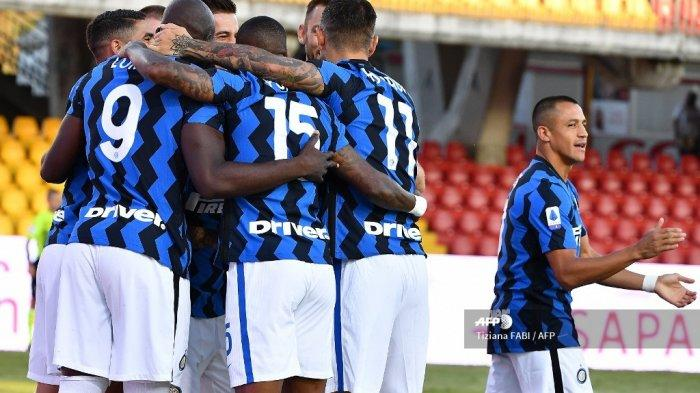 SUSUNAN PEMAIN Fiorentina vs Inter Milan Liga Italia: Sanchez-Lukaku Main Bareng, Eriksen Cadangan