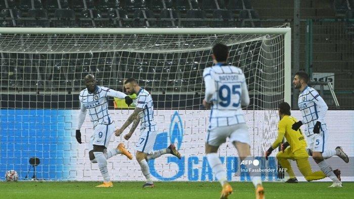 Sampdoria vs Inter Milan: Lukaku Absen, Perisic & Sanchez jadi Opsi Deputi, Ini Prediksi Line-upnya