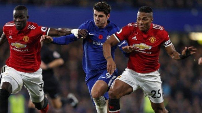 Chelsea Jadi Klub yang Paling Sering Kalahkan Manchester United
