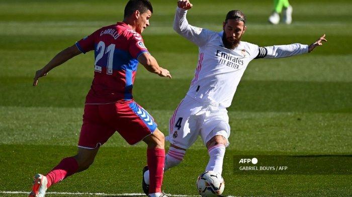 JADWAL Liga Champions Perempat Final Real Madrid vs Liverpool, Sergio Ramos Absen Bela Los Blancos