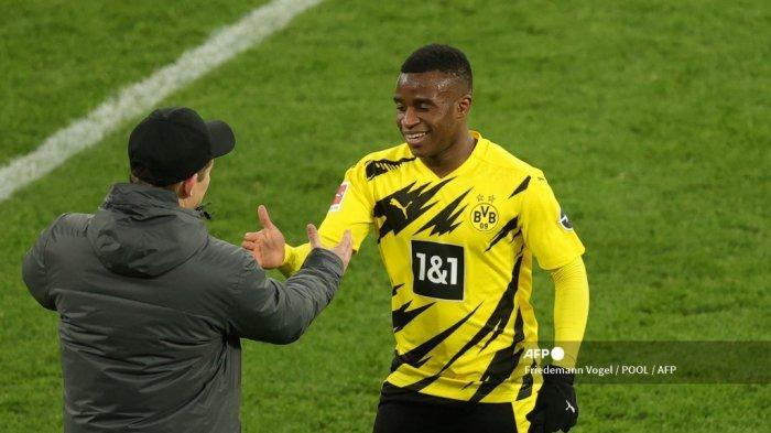 PROFIL Youssoufa Moukoko: Bocah 16 Tahun Dortmund yang Cetak Rekor di Bundesliga & Liga Champions