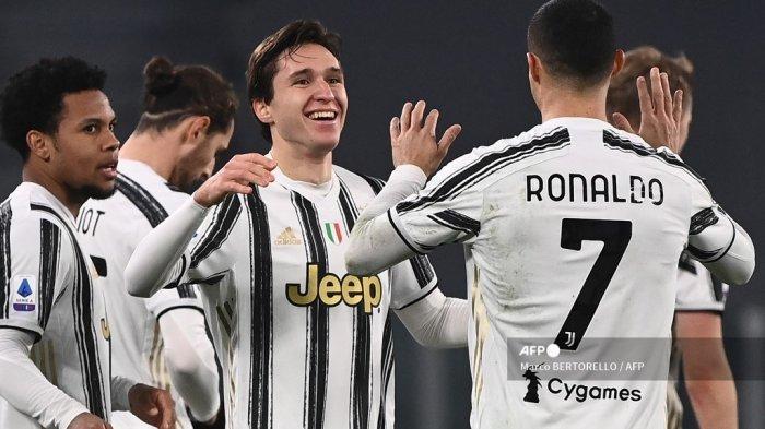 Penurunan Performa Tukang Gedor Andalan Juventus jadi Masalah Baru Pirlo, Ada Apa dengan Ronaldo Cs?
