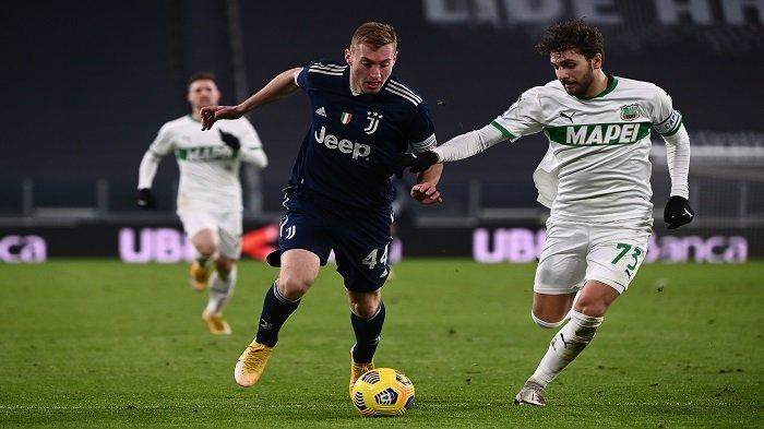 Amankan Harta Karun Timnas Italia, Juventus Resmi Boyong Manuel Locatelli dari Sassuolo