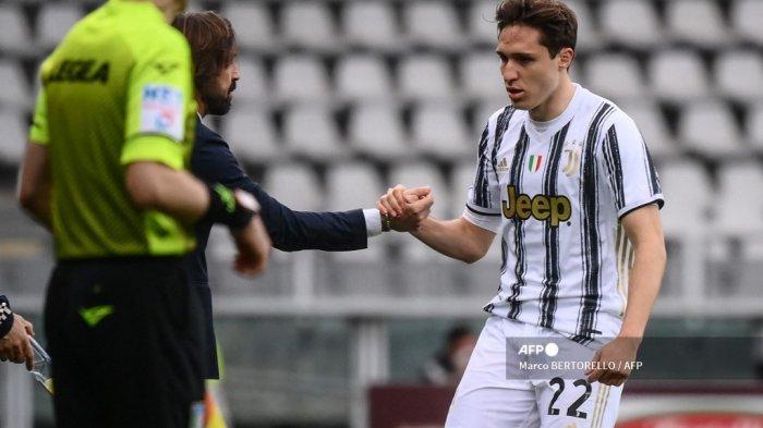 Jadi Winger Andalan di Juventus, Federico Chiesa: Saya Kerja Keras Capai Posisi Ini
