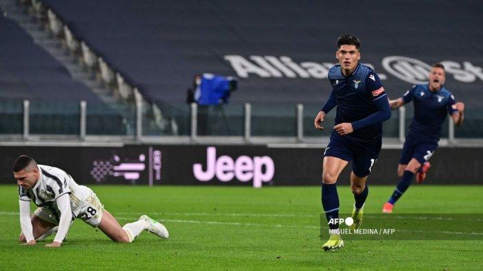 HASIL Juventus vs Lazio Babak 1: Tandem Ronaldo Blunder, Correa & Rabiot Cetak Gol, Skor 1-1