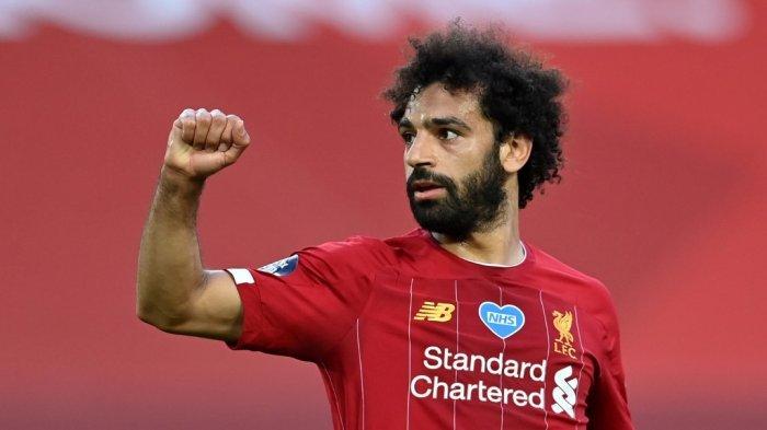 Dekati Gol Vardy & Aubameyang, Pelatih Liverpool Dukung Moh Salah Raih Sepatu Emas Ketiga Beruntun