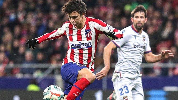 Penyerang muda Atletico Madrid, Joao Felix